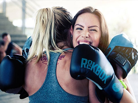 Happy Rockbox Fitness Members