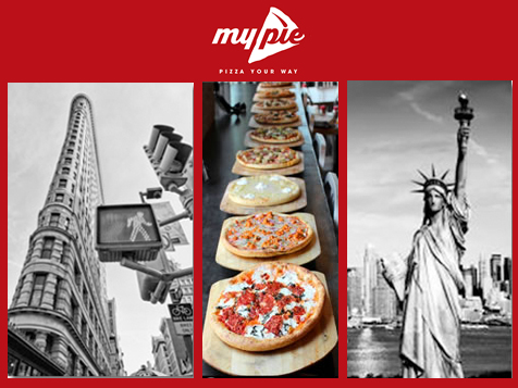 My Pie: Pizza Your Way Franchise - New York Style