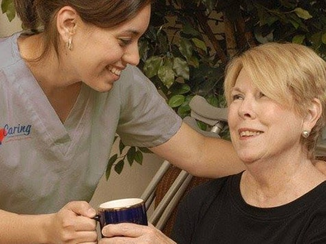 Caring Senior Service Franchise- professional care