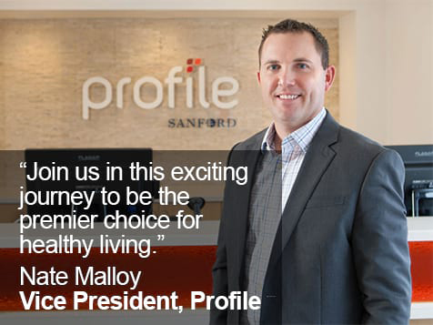 VP of Profile by Sanford, Nate Malloy,