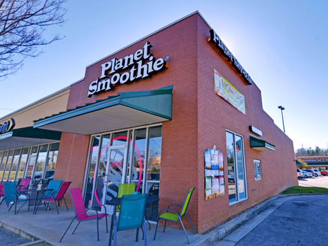 Planet Smoothie Location