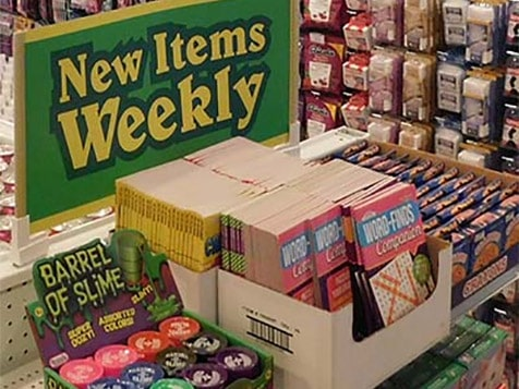 Dollar Store New Items Weekly