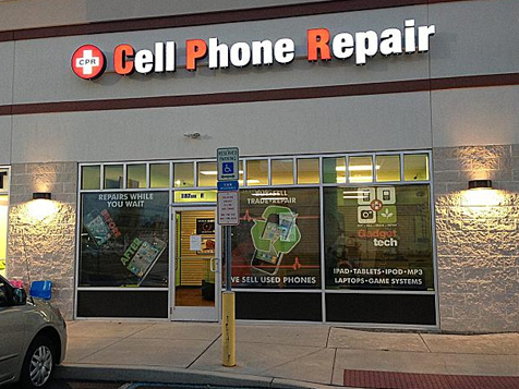 Cell Phone Repair Store