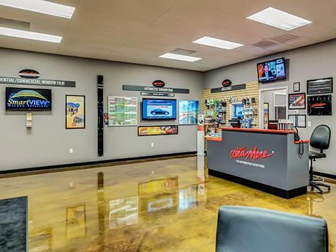 Alta Mere/SmartView Franchise Interior