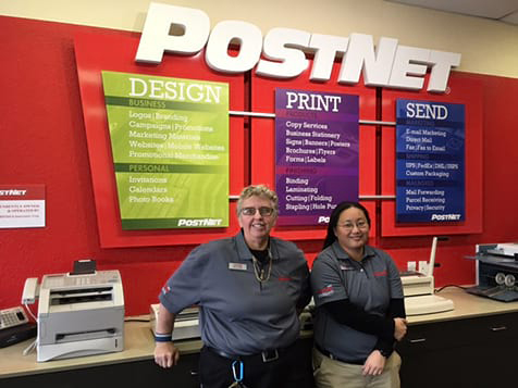 PostNet Franchise Location in TX