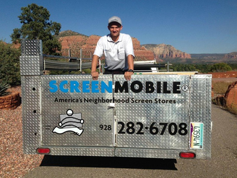 Screenmobile Franchise Opportunity