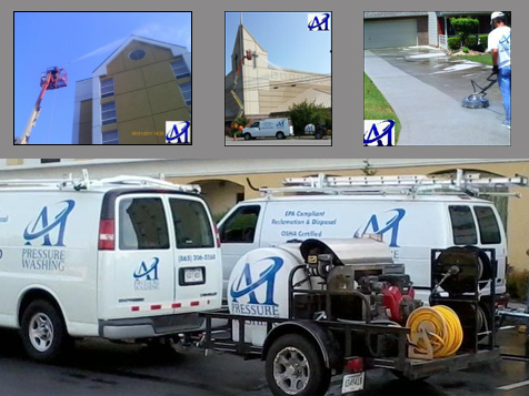 A1 Pressure Washing Franchise