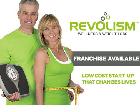 REVOLISM Franchise - Low Start Up Costs