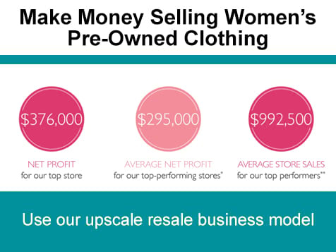 Clothes Mentor Franchise - How Much Can You Make?
