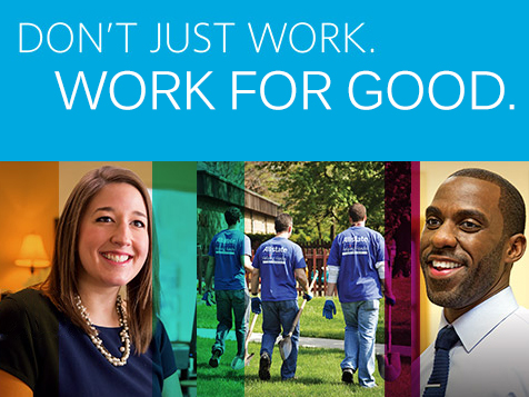 Work for good with as an Allstate Agent