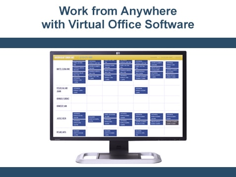 Golden Heart Franchise virtual office software