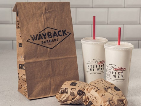 Wayback Burgers franchise interior