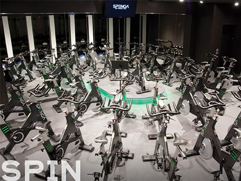 SPENGA Franchise combines spin and strength training