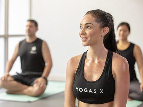 YogaSix Studio 8