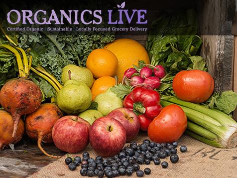 Organics Live Franchise Organic produce