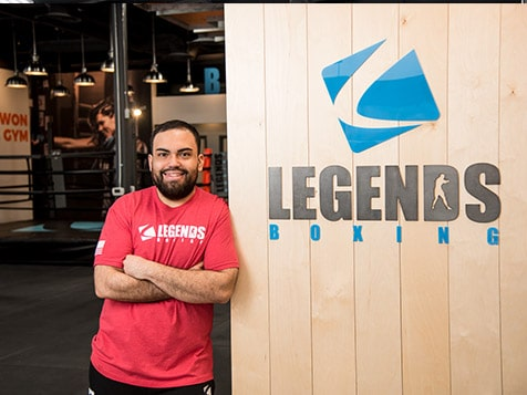 Legends Boxing Franchise Member