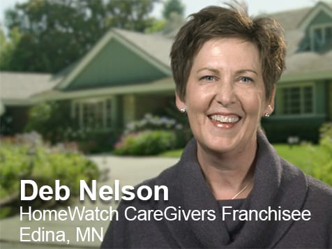 Homewatch CareGivers Franchisee Deb Nelson