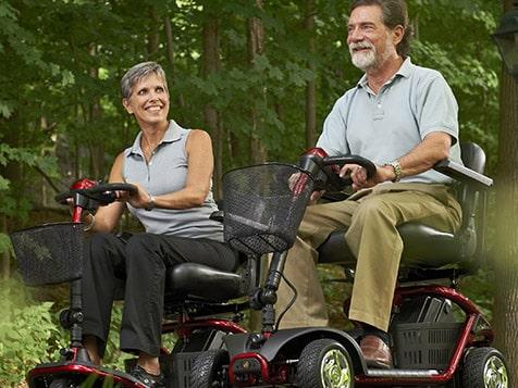 Mobility Plus Franchise Lift Rider