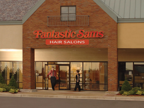 Fantastic Sams Hair Salon Franchise Location