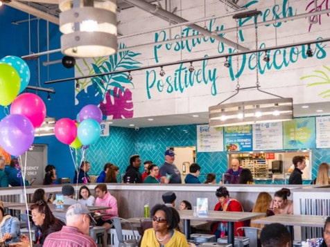 Mahana Fresh Franchise Interior
