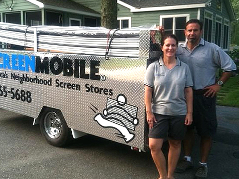 Screenmobile Franchise Family Oriented