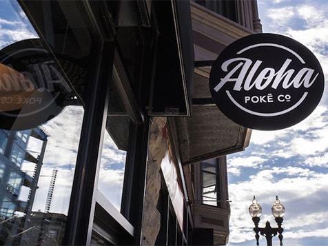 Aloha Poké Bowl Franchise