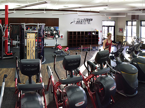 Snap Fitness Franchise Equipment