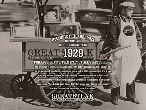 The Great Steak and Potato Company History