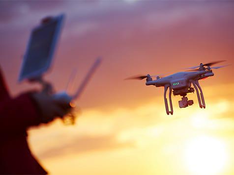 Become a Hommati Drone Pilot