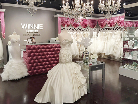 Winnie Couture Bridal Franchising